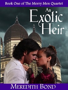 Exotic Heir Cover 6x8
