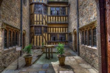 Tudor Courtyard