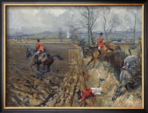 The Duke of Rutland's hounds