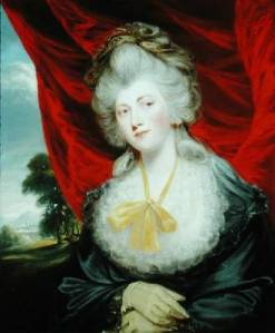 Lady Hertford, 1800