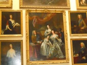 Devonshire family portraits