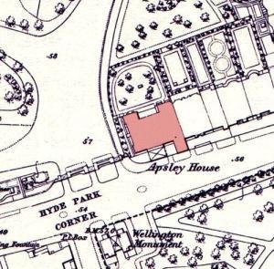 Apsley_house_on_an_1869_Ordnance_Survey_Map