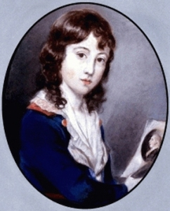 Thomas Lawrence self-portrait in pastels