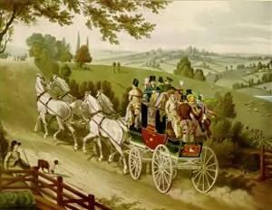 The Brighton Comet 1820