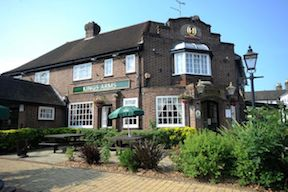 The King's Arms at Bagshot