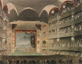 The Theatre-Royal Drury Lane