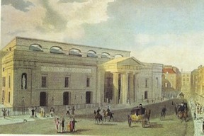 Theatre Royal Covent Garden copy