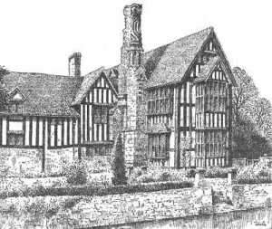Huddington Court, Worcester