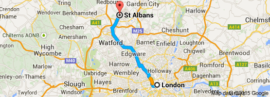 london-st albans