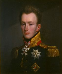 The young Prince of Orange