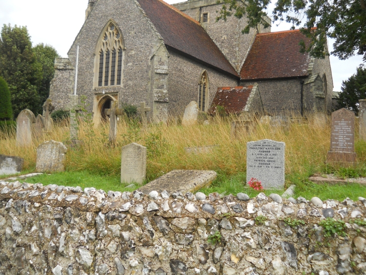 St. Andrew's Church & Cemetery, Alfriston