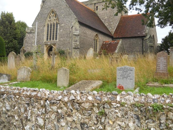 St. Andrew's Church & Cemetery, Alfriston
