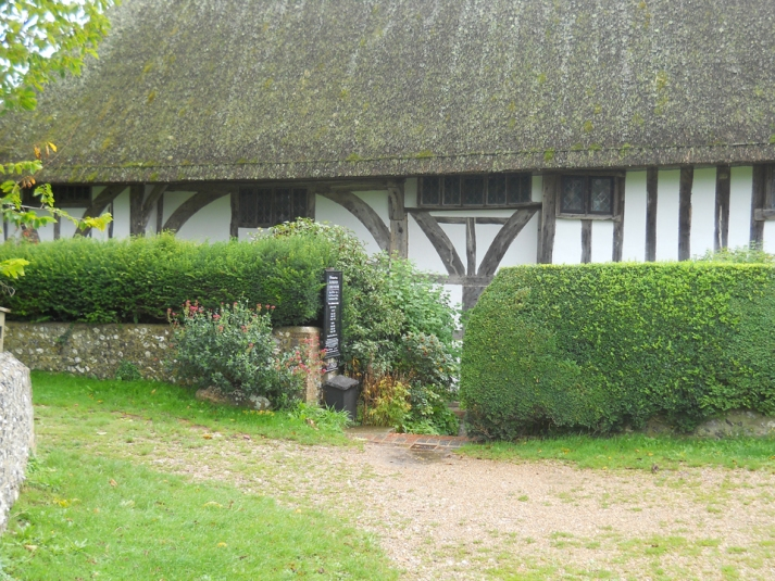The Clergy House