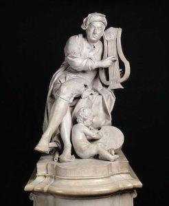 handel statue