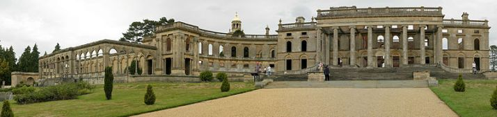 Witley Court today