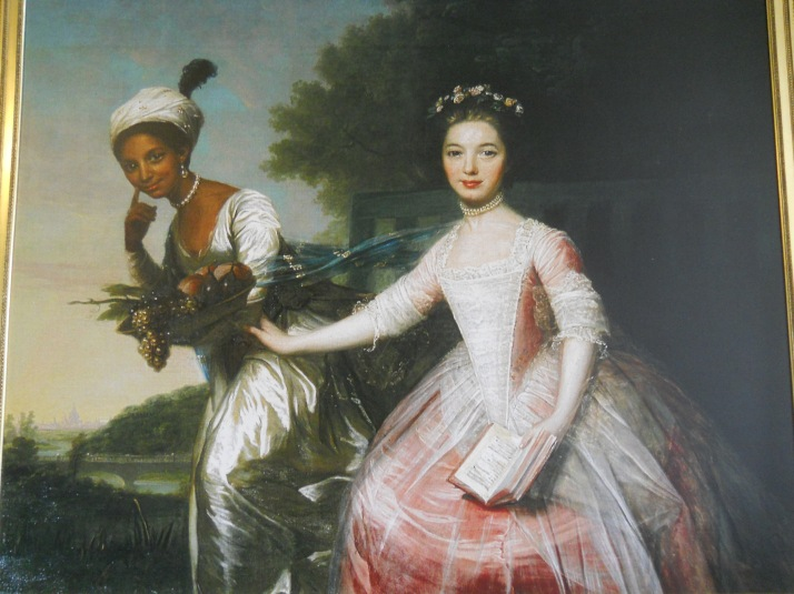 Dido Belle and Elizabeth Murray