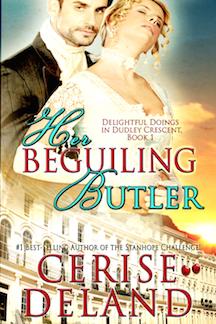 Her Beguiling Butler by Cerise DeLand copy