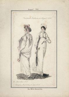 Vauxhall fashions
