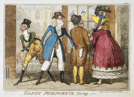 Dandy Pickpockets