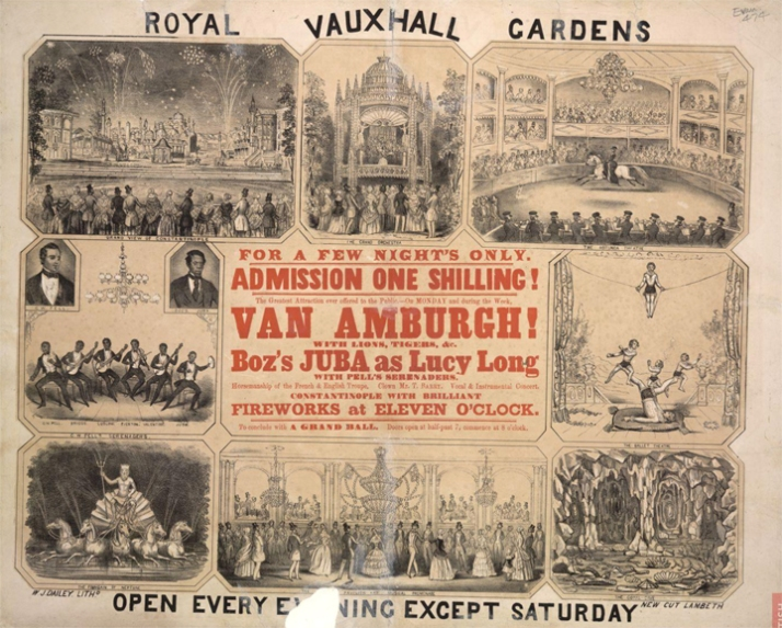 royal vauxhall gardens