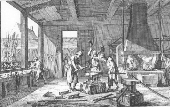 Blacksmith's shop