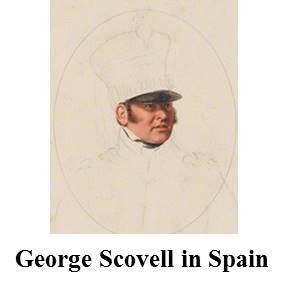 George Scovell in Spain