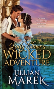 Lady Elinor's Wicked Adventures copy