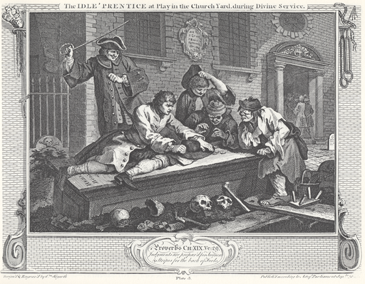 william_hogarth_-_industry_and_idleness_plate_3_the_idle_prentice_at_play_in_the_church_yard_during_divine_service