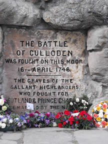 Culloden Memorial Cairn copy