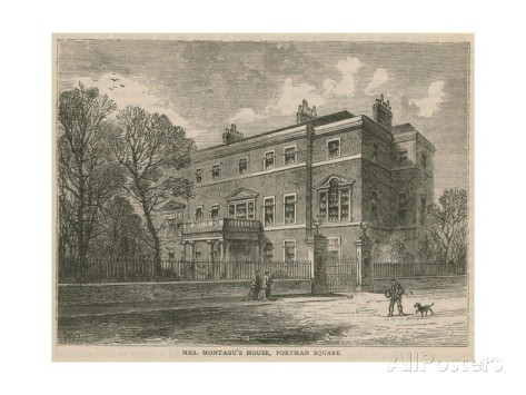 Montague House, Portman Square