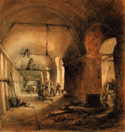 Thames_tunnel_construction_1830