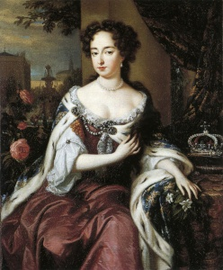 Mary II, 1685