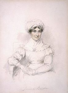Joanna Baillie, Scottish poet and dramatist