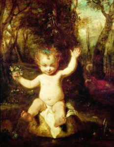 Puck by Joshua Reynolds