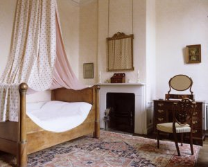 The governess's bedroom