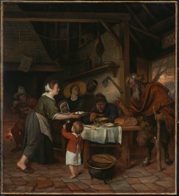 jan_steen_dutch_-_the_satyr_and_the_peasant_family_-_google_art_project