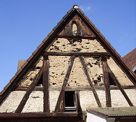 example of wattle and daub