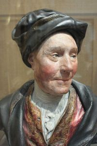Colley Cibber, bust now at the National Portrait Gallery