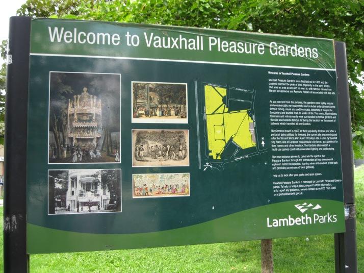 Vauxhall Pleasure Gardens | Susana\'s Parlour